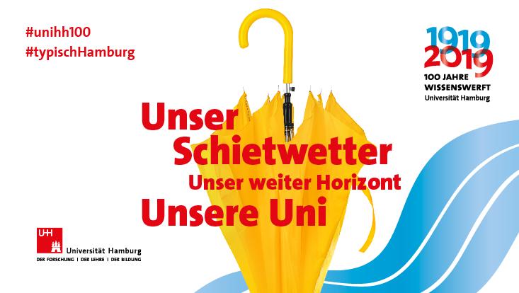 Plakat der Jubiläumskampagne