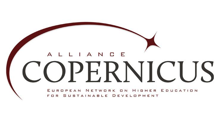 Logo der COPERNICUS Alliance