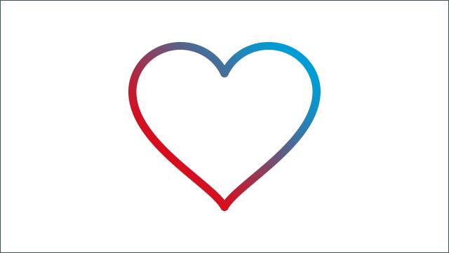 Das Icon zeigt ein Herz.