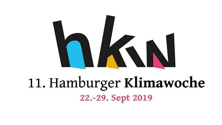 Das Logo der 11. Hamburger Klimawoche