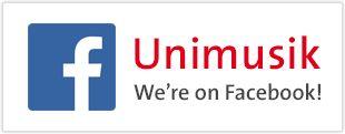 Unimusik auf Facebook