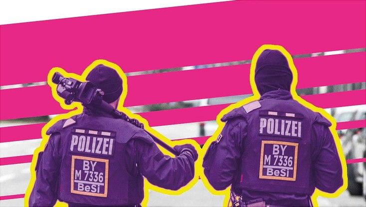Polizeigesetz stoppen - Grundrechte verteidigen!