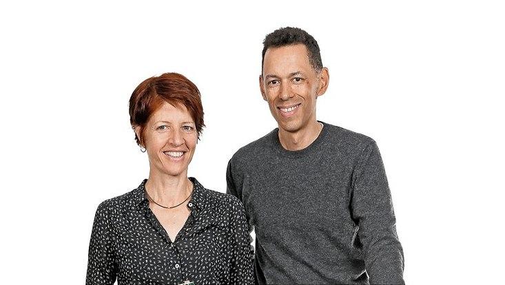 Prof. Dr. Katharina Manderscheid und Dr. habil. Christoph Haferburg.