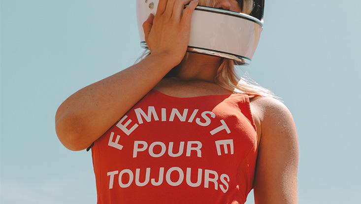 Feminismus ist die Lösung