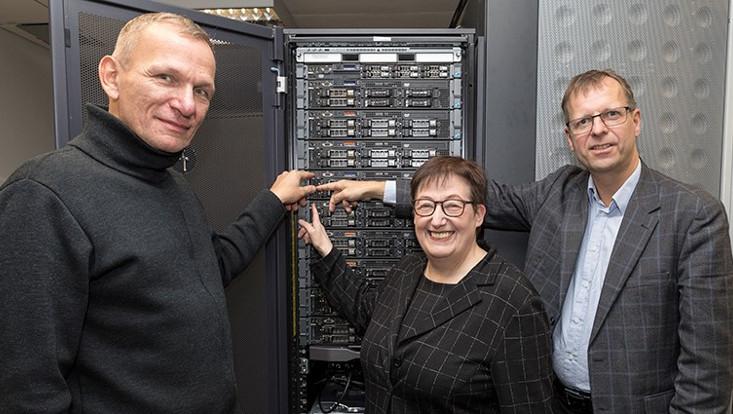 Abschaltung der ehemaligen WiSo-IT-Infrastruktur