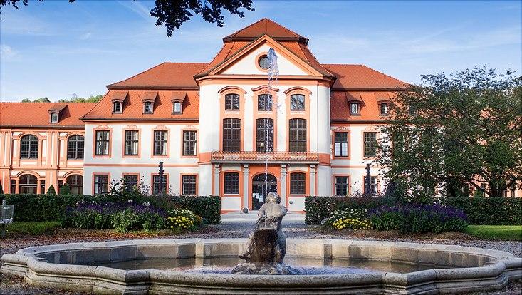 Sommerresidenz mit Hofgarten, Verwaltungsgebäude der Katholischen Universität Eichstätt-Ingolstadt