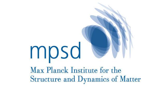 Logo des Max-Planck-Instituts für Stuktur und Dynamik der Materie