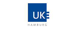 Logo des Universitätsklinikums Hamburg-Eppendorf