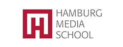 Hamburg Media School Logo