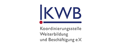 Logo der Koordinierungsstelle Weiterbildung und Beschäftigung e.V