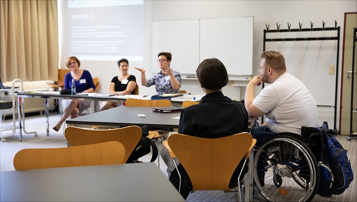 "Informativer Workshop zum Thema ""Digital Storytelling in der Lehre"""