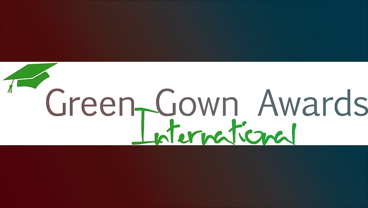 Das Logo der International Green Gown Awards