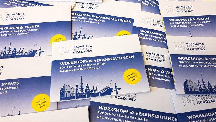 Veranstaltungen und Workshops für den wissenschaftlichen Nachwuchs in Hamburg